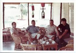 Tricarico, Giannotti, Cav Sacco, Fioravanti