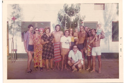 NATALE 1974, Campo Base
