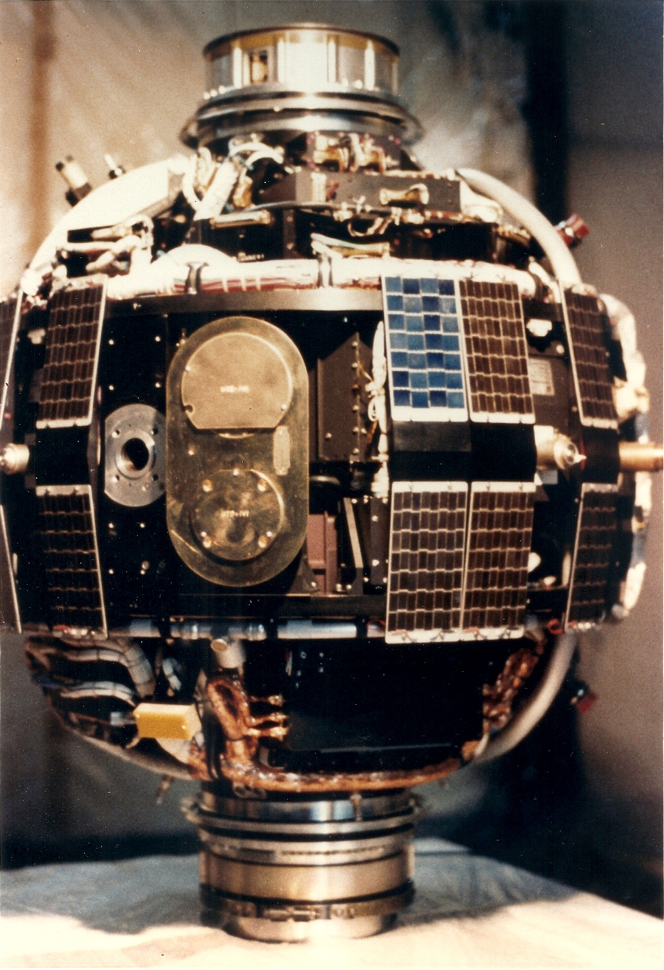 SM-DL Spacecraft Launched on 25 March 1988 - Scout S-206C.jpg
