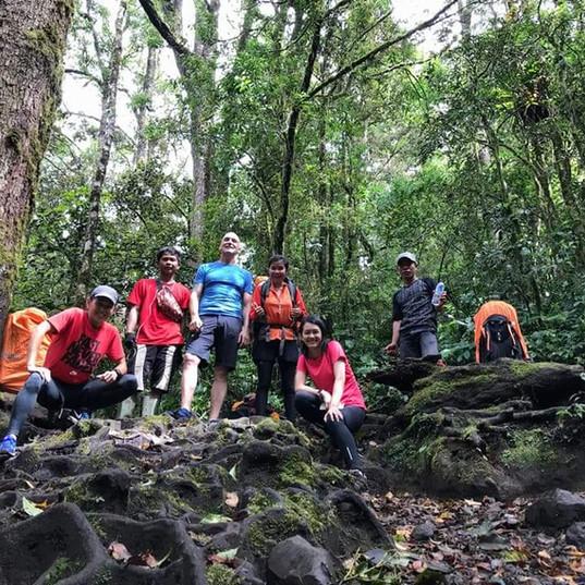 Mount Kerinci Trekking