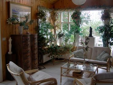 Kaldbakur living room