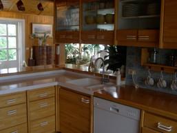 kaldbakur kitchen