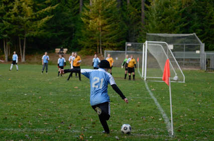 Soccer Action 1