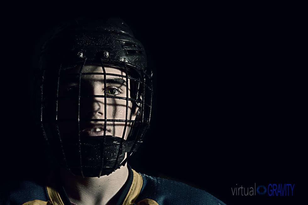 Hockey Portrait 1