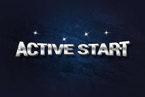 Active Start Photo Package