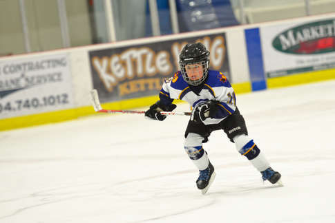 Hockey Action 1