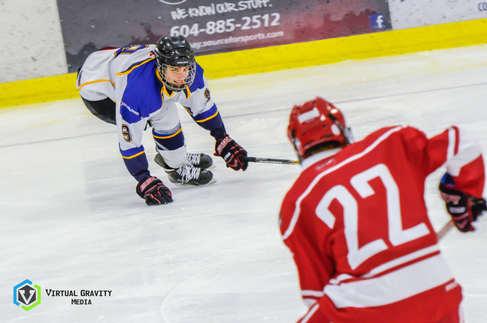 Hockey Action 2