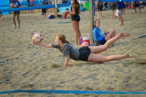 Beach Action 2