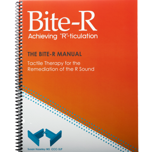 Remediation of R Sound Manual