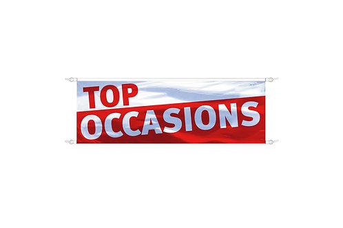 Spandoek Top Occasions 3x1m