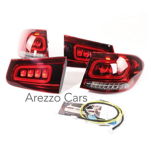 Original Mercedes Benz GLC X253 Facelift LED Taillights