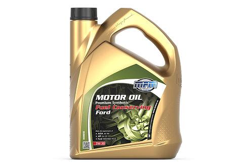 5W30 Fuel Conserving Ford Premium Synt. 5L Motorolie - MPM