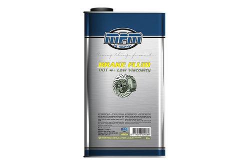 Premium Brake Fluid DOT 4+ Low Viscosity MPM 5L
