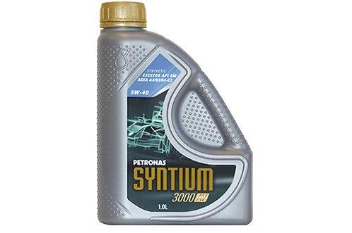 Petronas Syntium 3000 AV 5W40 - 4 Ltr Motorolie