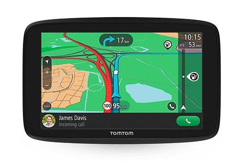 TomTom GO Essential Lifetime Maps & Traffic 6