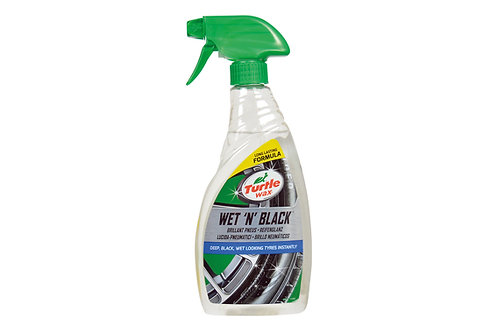 Turtle Wax - Wet N Black 500 ml