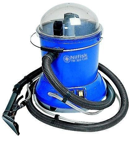 Nilfisk Bekledingreiniger TW300CAR - Professionele sproei-extractiemachine