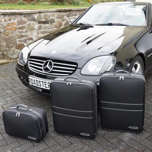 Koffer-Set SLK R170 Origineel Roadsterbag 3-delig