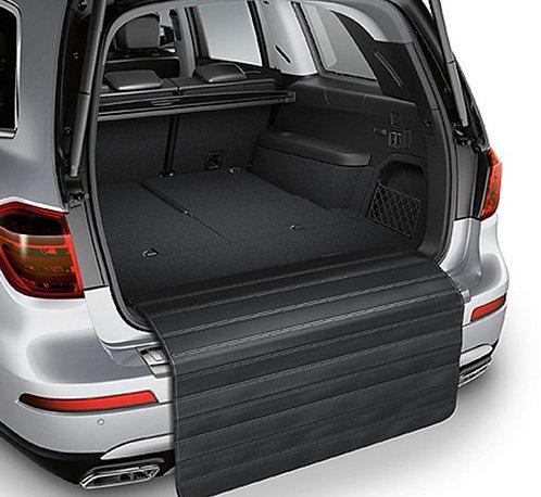 Origineel Mercedes-Benz Kofferbak bumper lijst Beschermer - Zwart