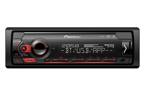 Pioneer DAB Autoradio met USB/Bluetooth Handsfree