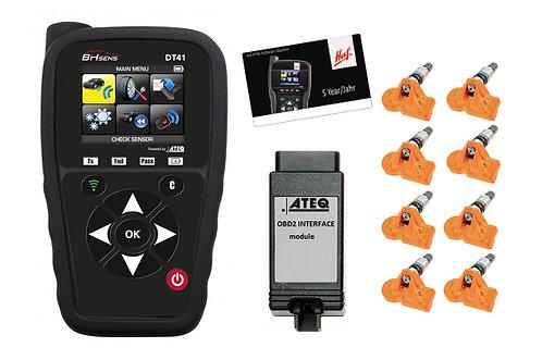 Huf / BH-Sens DT41 + 8 Sensors + 5Yr free updates + OBDII TPMS