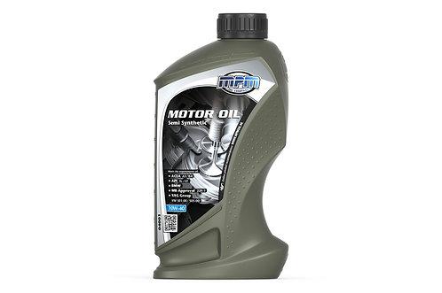 Premium Motorolie 10W40 Universal Semi Synthetic 1L