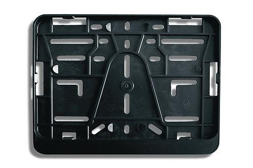 Premium Kentekenplaathouder voor Motor Onbedrukt 21 x 14,3 cm