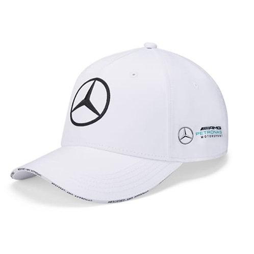 Petronas Team Cap wit Origineel Mercedes-AMG Collection