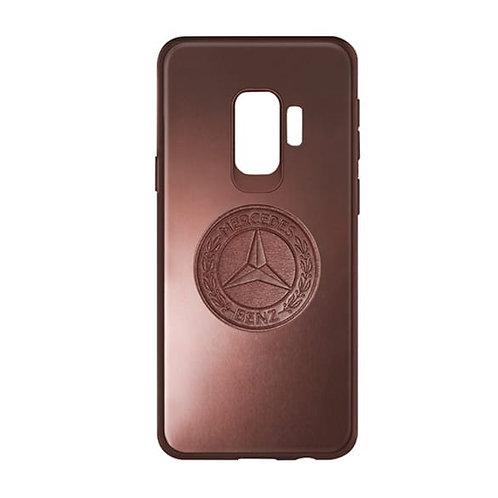 Origineel Mercedes Benz Collection - Samsung Galaxy S9 Smartphone hoes