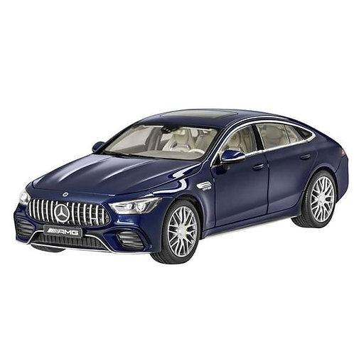 1:18 Modelauto Mercedes-AMG GT 63 S 4MATIC+ brillantblau