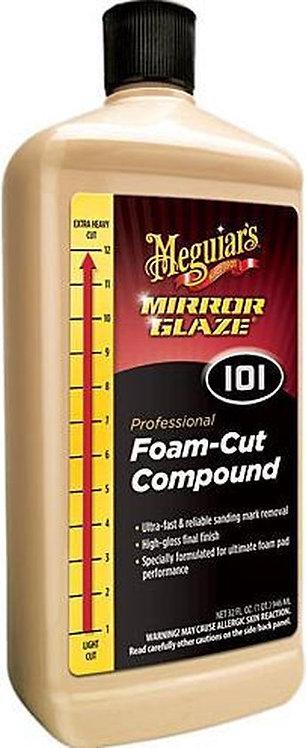 Meguiars Foam-Cut Compound 0.945L