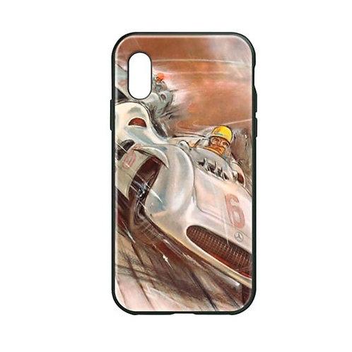 Origineel Mercedes Benz Collection - iPhone® X / XS racewagen Smartphone hoes