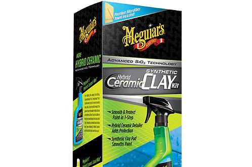 Meguiars Hybrid Ceramic Synthetic Clay Kit 532 ml