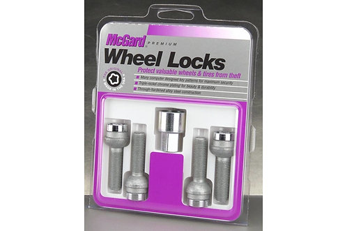 McGard Locknut Bolcon M12x1.5 - 24.1 mm - Head 17 - Wheel lock