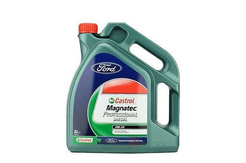 Castrol Magnatec 0W20 - Motorolie Professional Diesel Ford OE
