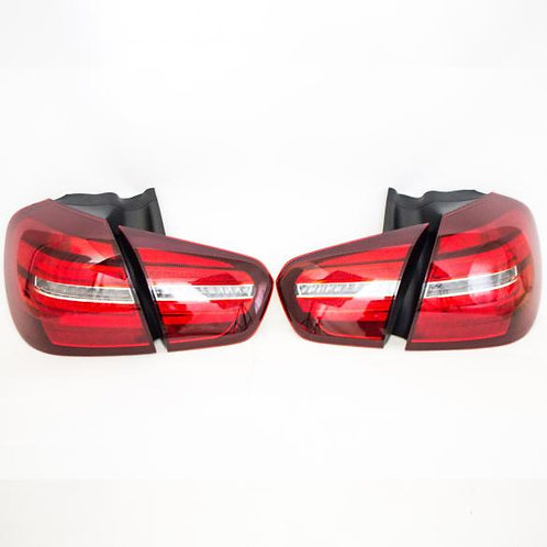 Original Mercedes Benz LED Facelift rear lights GLA X156