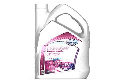 Premium koelvloeistof G12+ LongLife Klaar voor gebruik Pink 5L MPM