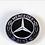 Thumbnail: Original Mercedes Benz bonnet star - Black