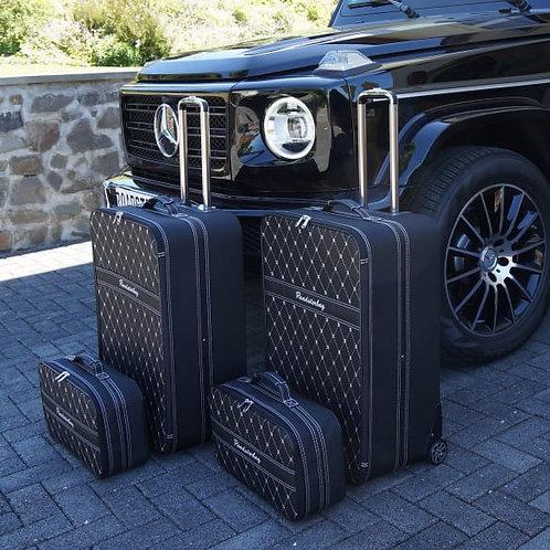 Koffer-Set 4-delig - Mercedes-Benz G-Klasse W463A Origineel Roadsterbag G Wagon
