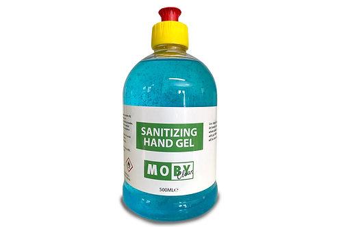 3-pack - Desinfecterende handgel - Hygienic - 500 ml Reinigt Zonder Water