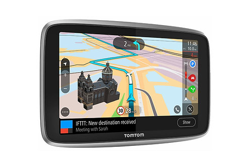 "TomTom GO Premium 5 ""World, LTT, LTM, WiFi and Car Kit"