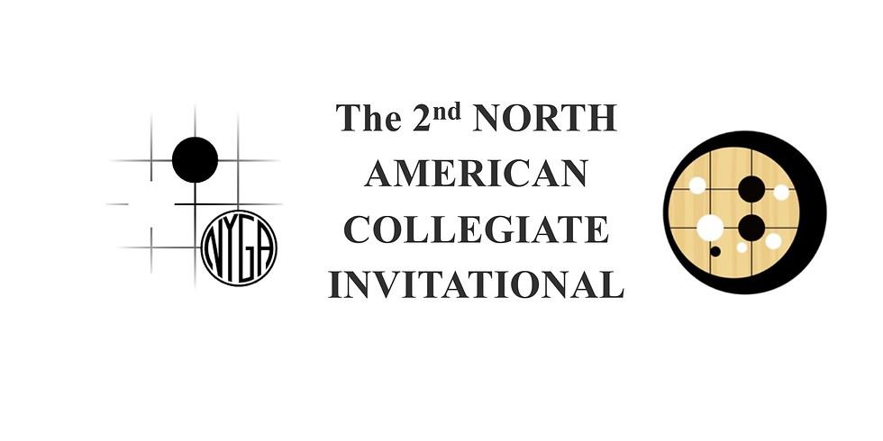 The 2nd North American Collegiate Invitational