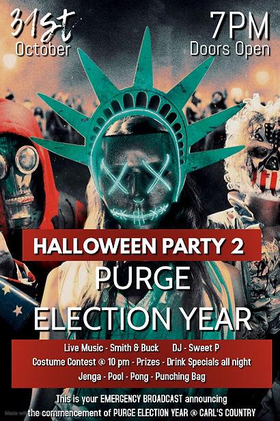 Copy of Template halloween purge - Made