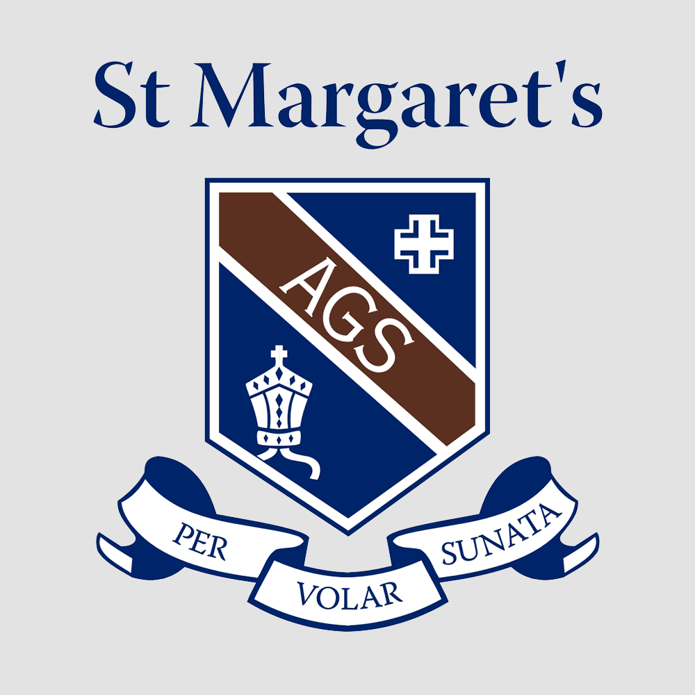 St Margartes Logo Square