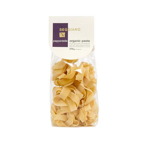 Seggiano Organic Pappardelle Pasta 375g
