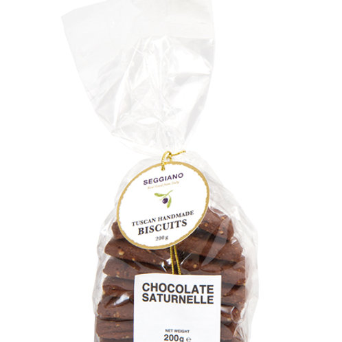 Seggiano Chocolate Saturnelle 200g
