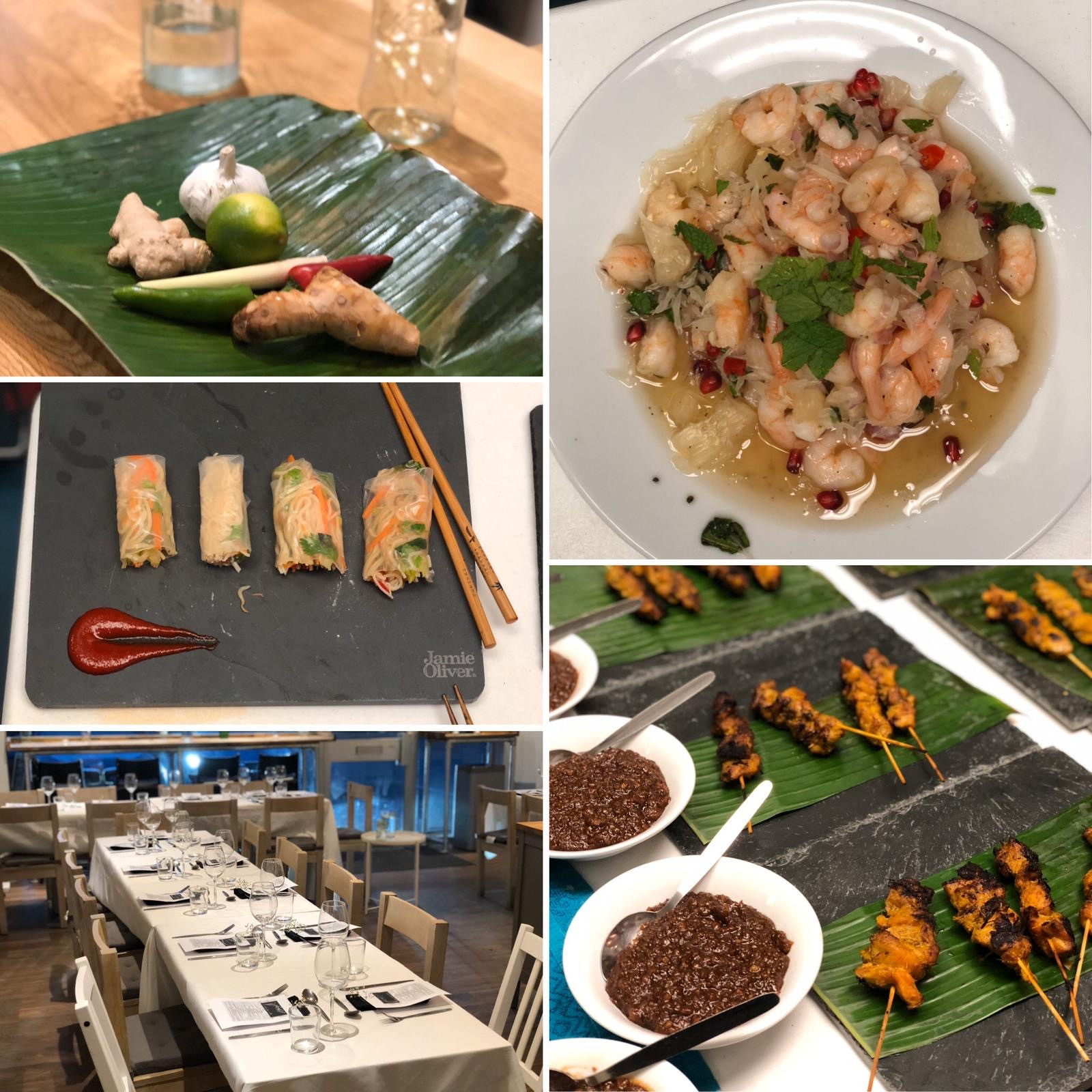 Asian Supper Club with Andy- 18th April