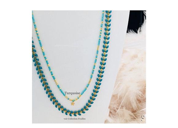 Colliers Perles d'Eté