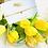 Thumbnail: Boucles d'oreilles ginkgo jaune 🌞 petit modèle