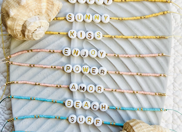 Bracelet Vous avez un Message